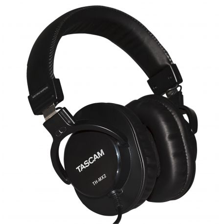 Tascam TH-MX02 – Audífonos 1