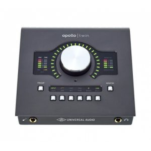 Universal Audio Apollo Twin MKII Duo Core - Interfaz de Audio