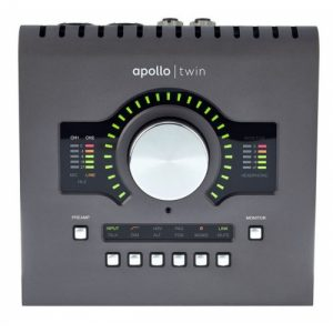 Universal Audio Apollo Twin MKII Quad Core - Interfaz de Audio
