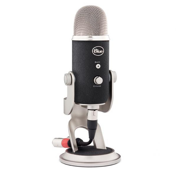 Blue Yeti PRO – Microfono a Condensador USB 1