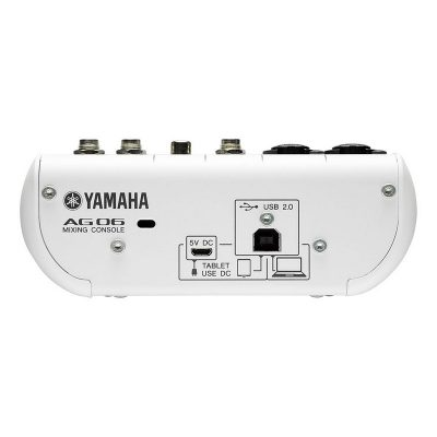 Yamaha AG06 3