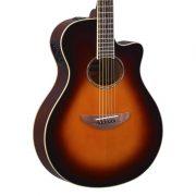 Yamaha APX600 Old Violin Sunburst 2
