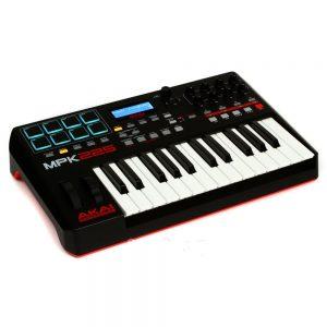 Controlador MIDI MPK 225 Akai
