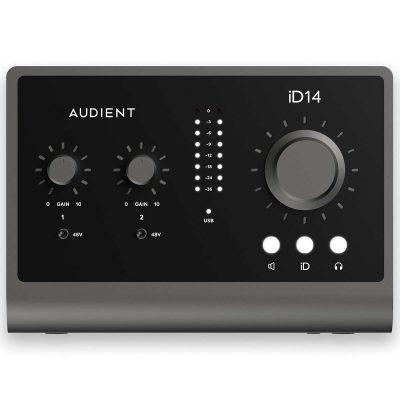 Audient-iD14-MKII-Interfaz-de-Audio-Premium-Planet-Music-Beatnik-Chile-1200×1200