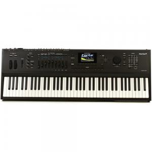 Forte 7 sintetizador y workstation de 73 teclas contra-pesadas
