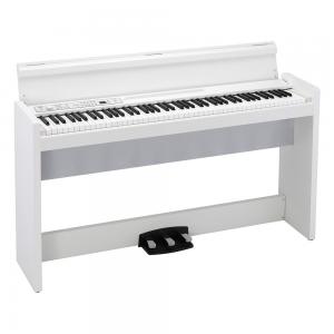 Piano digital Korg LP380 en blanco